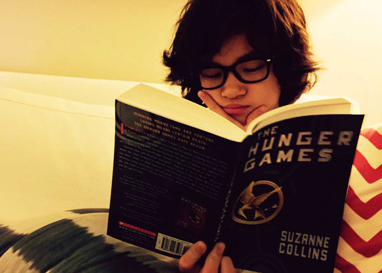 what is the third book of the hunger games