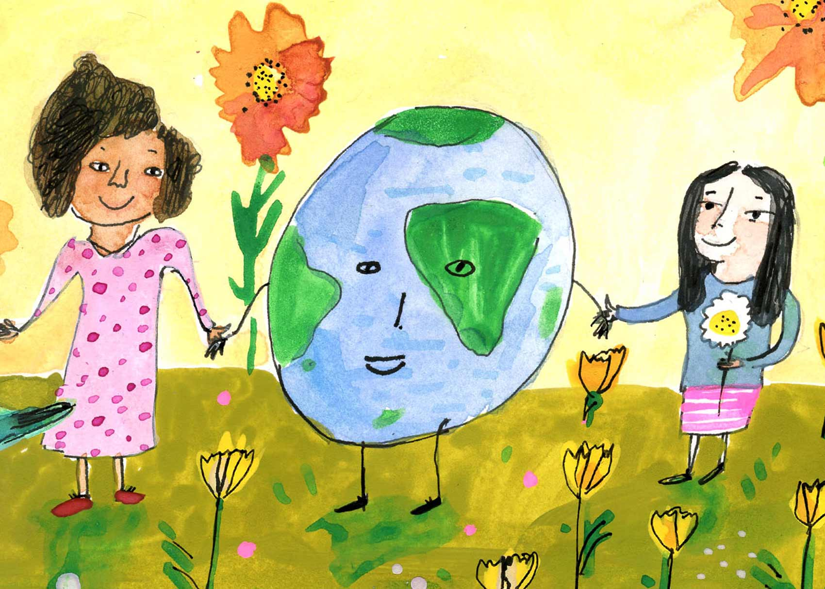Books for a Better Planet! 13 Earth-Friendly Reads for Kids | Brightly