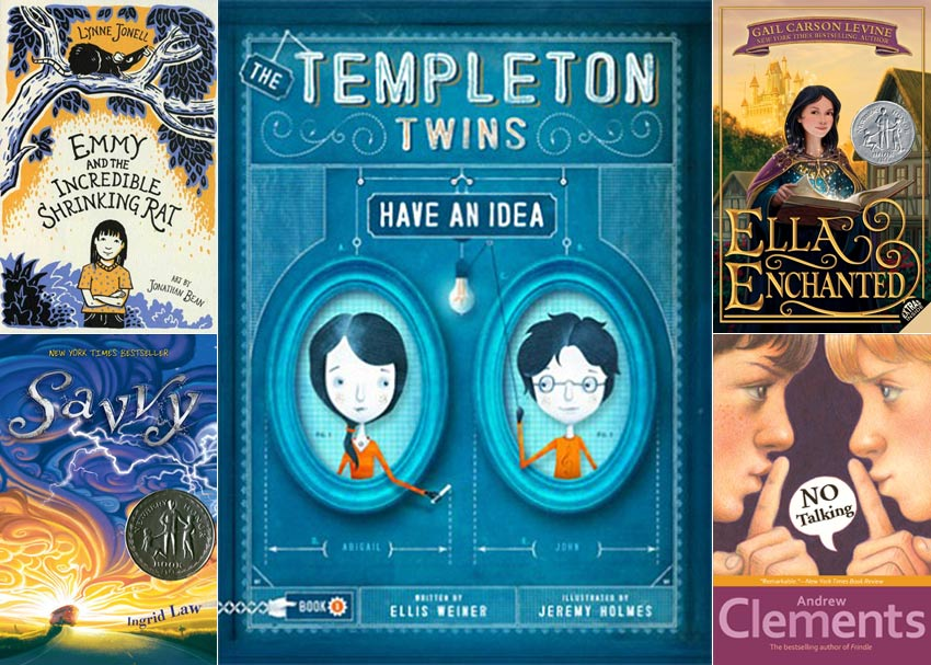 9 Fantastic Chapter Books For Fourth Graders Brightly