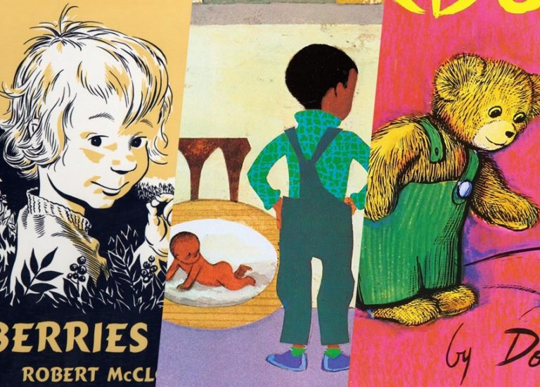 Help! 'Free-Range Kid' Epidemic Is Spreading to Picture Books Thumbnail
