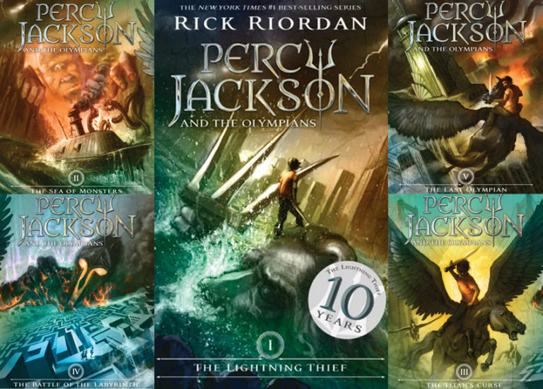 Mom's Cheat Sheet: Percy Jackson and the Olympians | Brightly