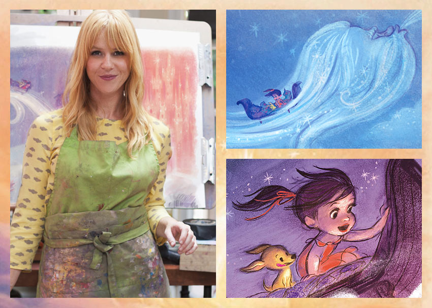 From Disney To Dream Life Author And Illustrator Claire