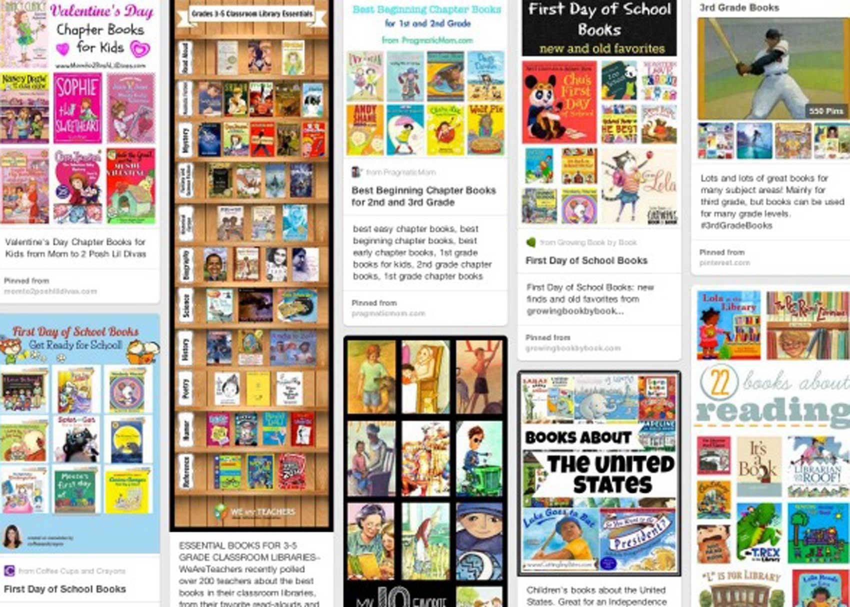 206 Best Nooks Images On Pinterest: Best Pinterest Boards For Children's Books And Reading