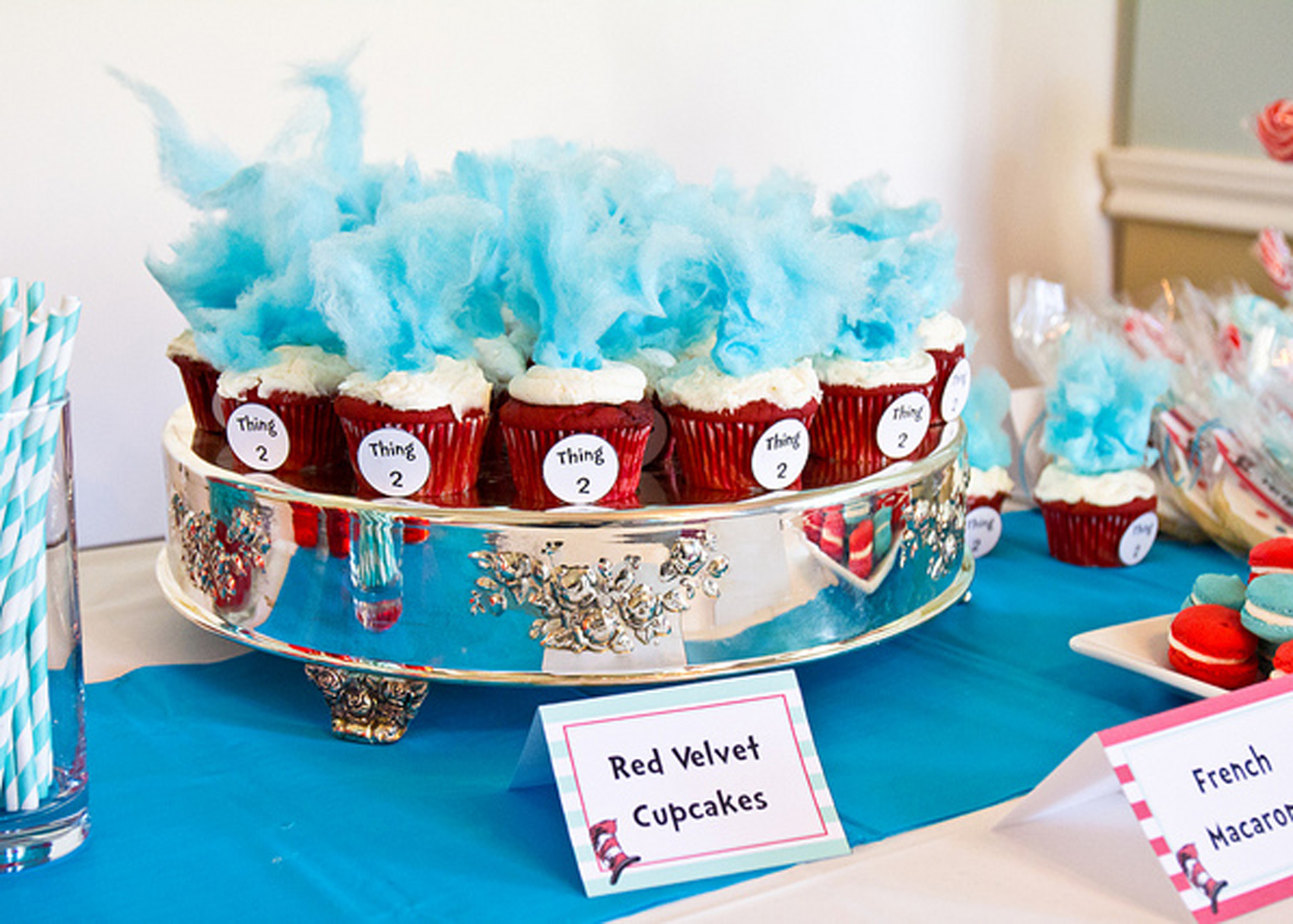 11 Adorable Kids Lit Inspired Birthday Parties