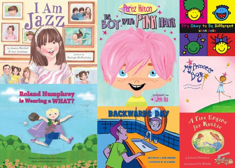 8 Books That Teach Kids About the Fluidity of Gender and the Importance of Acceptance Thumbnail