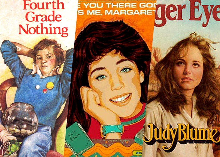 Judy Blume Forever The Perfect Blume Book At Every Age Brightly