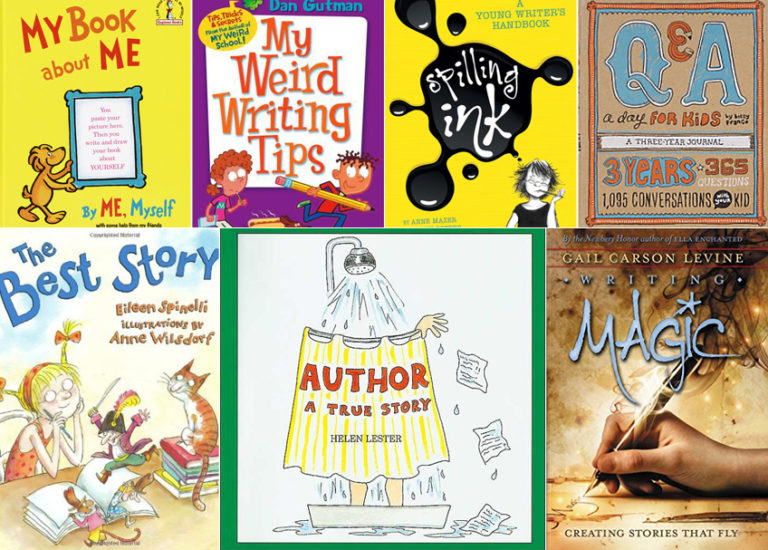 The Write Stuff: 7 Books to Get Kids Writing | Brightly