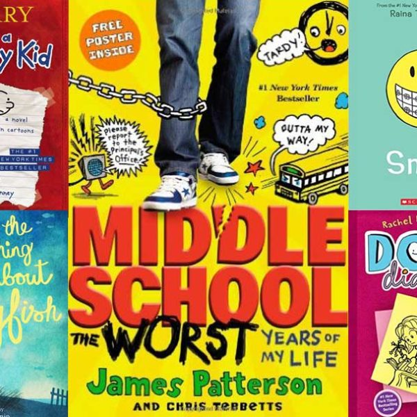 21 tried-and-tested books for 14-year-old boys