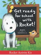 Get Ready for School with Rocket!