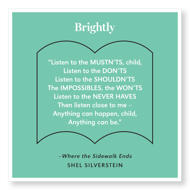 Childrens Book Quotes The 19 Best Children's Book Quotes | Brightly Childrens Book Quotes