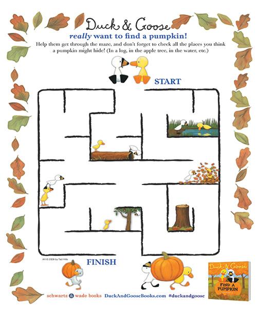 DandG-Fall-Maze