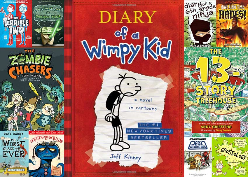 books kid read wimpy diary funny reading children stories fan awesome series fiction grade 6th brightly only