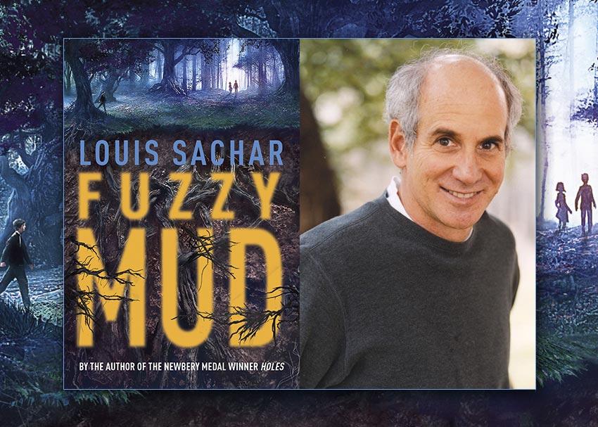 Cutting Through The Mud A Q Amp A With Louis Sachar Brightly