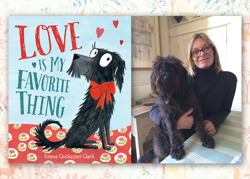 Meet The Illustrator Emma Chichester Clark Brightly