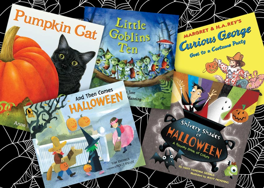 are you looking for halloween books that wont frighten your kids if so ive got you covered these books are a surefire way to get your kids into the