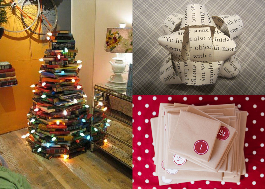 8 Clever Ways to Celebrate the Holidays with Books