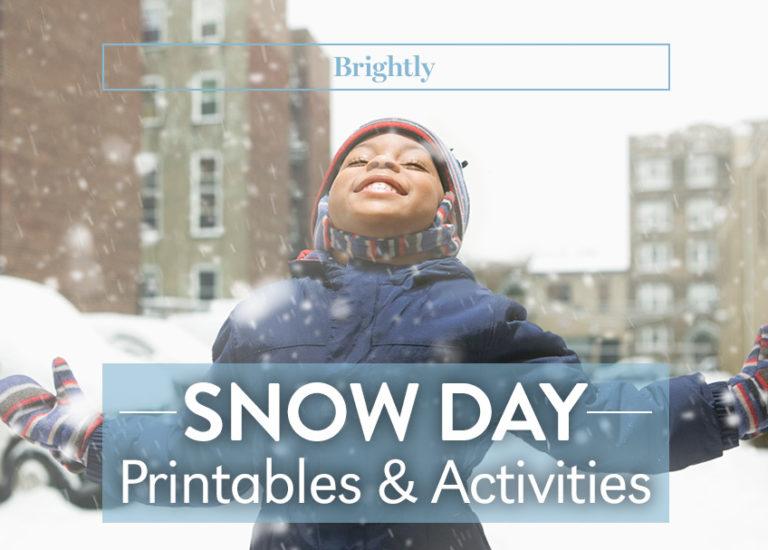 Snow-Day-Printables