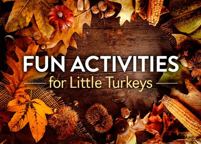 Thanksgiving Printables and Activities