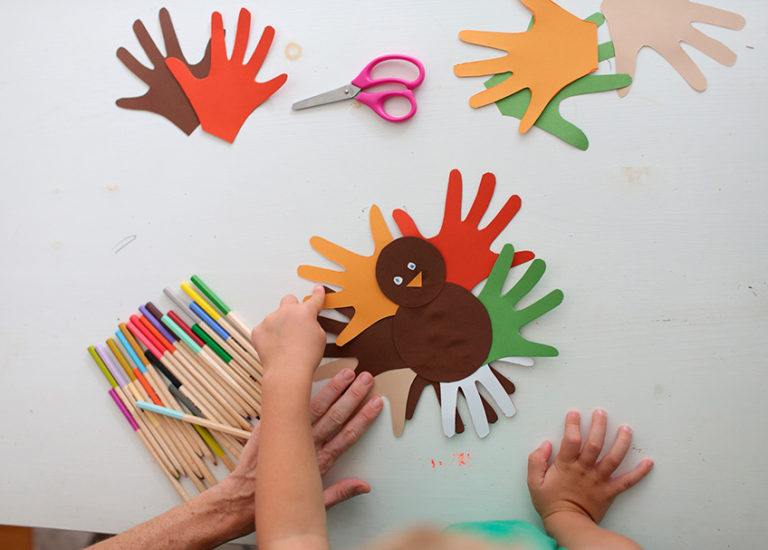 Feast on Fun! Great Thanksgiving Books and Activities for Kids Thumbnail
