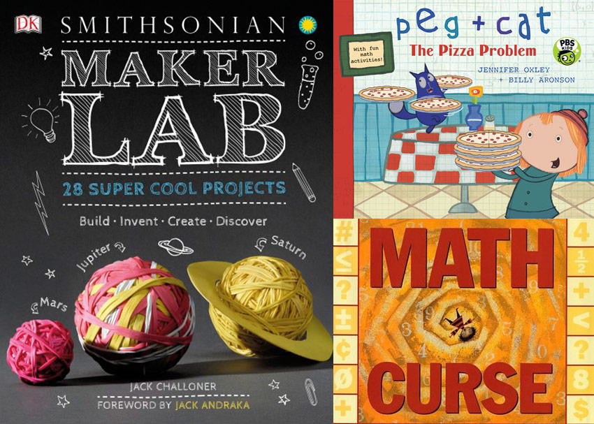 15 Awesome STEM Books That Make Science and Technology Fun for Kids