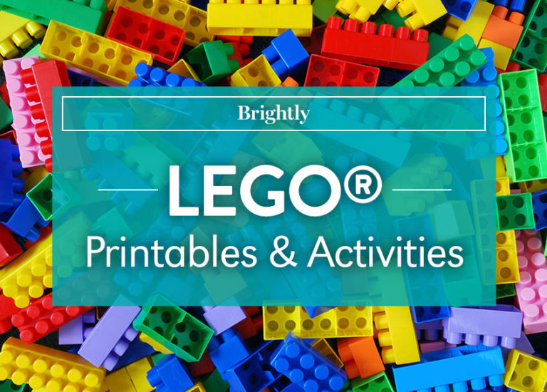 LEGO® Printables and Activities | Brightly