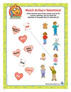 Arthur Valentine's Day Kit