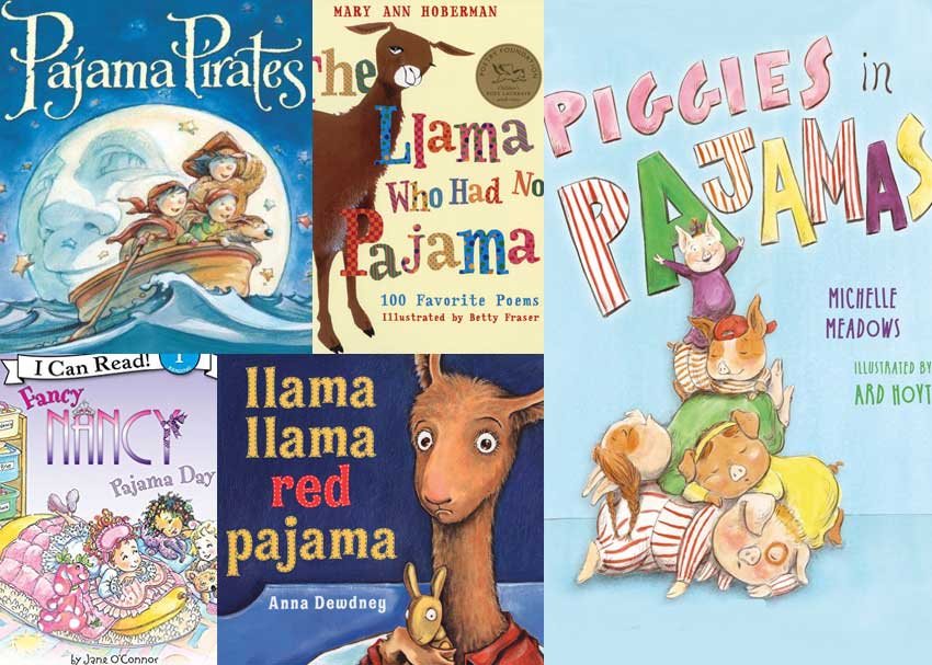 We Re Jammin 9 Playful Picture Books About Pajamas Brightly
