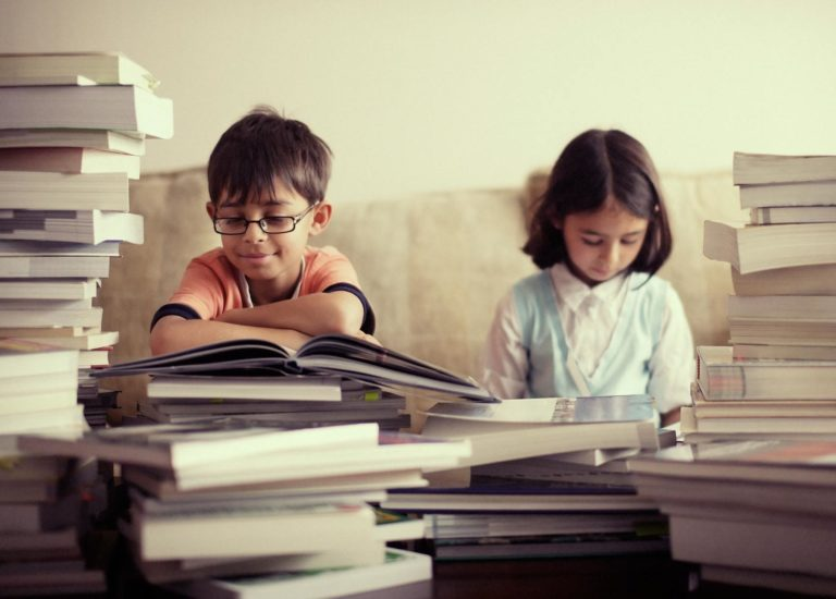 The Life-Changing Magic of Tidying Up My Kids' Bookshelves Thumbnail