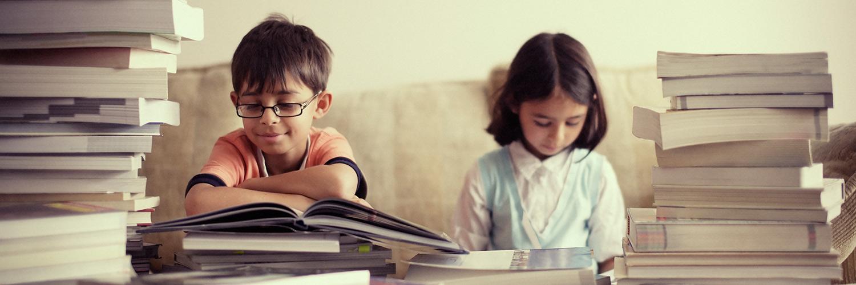 The Life-Changing Magic of Tidying Up My Kids' Bookshelves Thumbnail