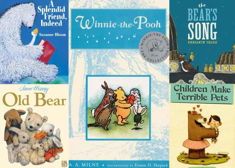 books-for-pooh-fans