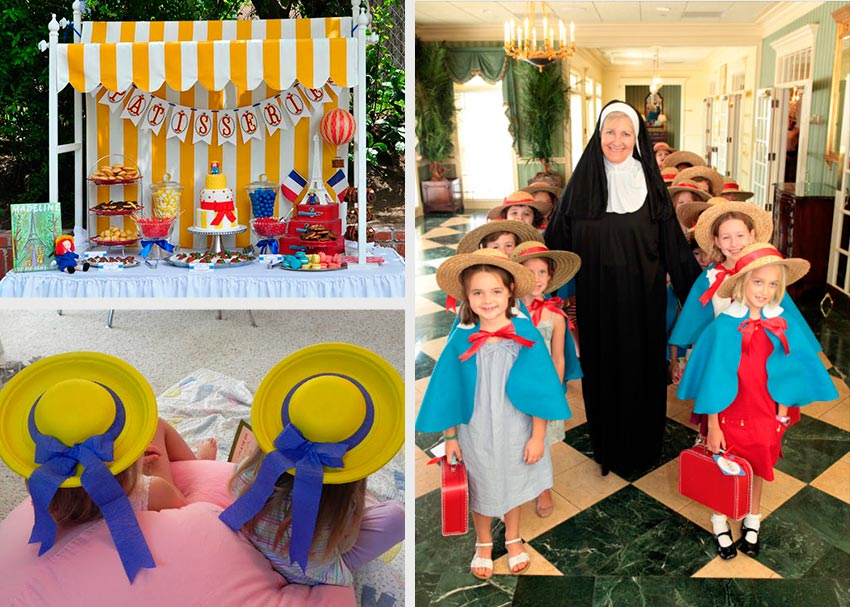 How To Throw A Madeline Themed Birthday Party Brightly
