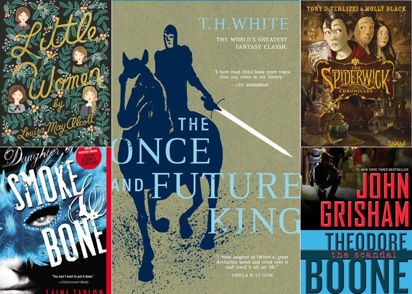 6 Kids And Ya Books That Would Make Great Netflix Series