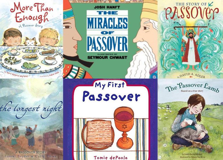 Passover-Books