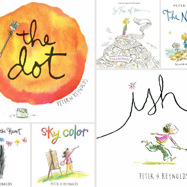 Peter-Reynolds-Books