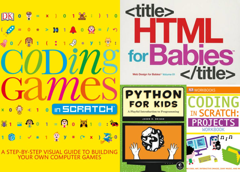 Terrific Coding Books to Introduce Programming to Kids | Brightly