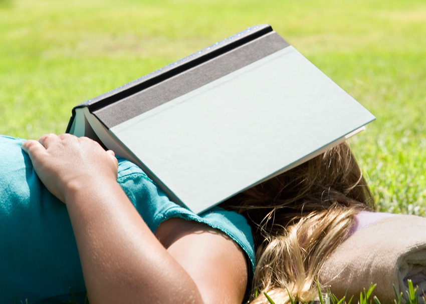 Get Back on Track with Reading Before School Starts