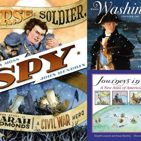 U.S. History Books for Kids