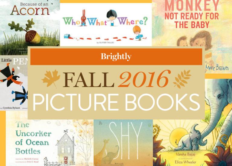 Fall 2016 Picture Books