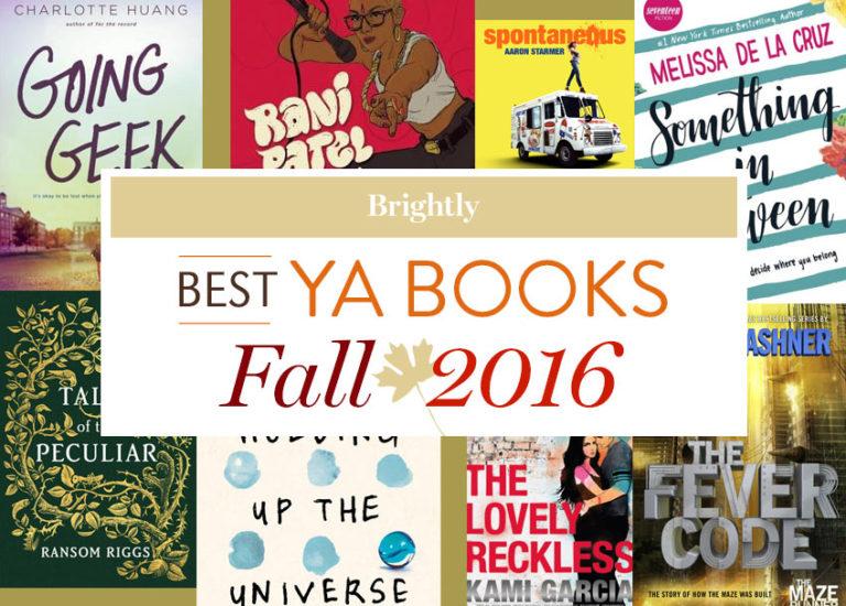 Fall 2016 YA Books