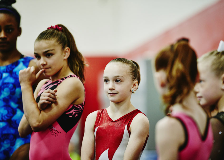 High-Flying Gymnastics  Books for Kids and Teens