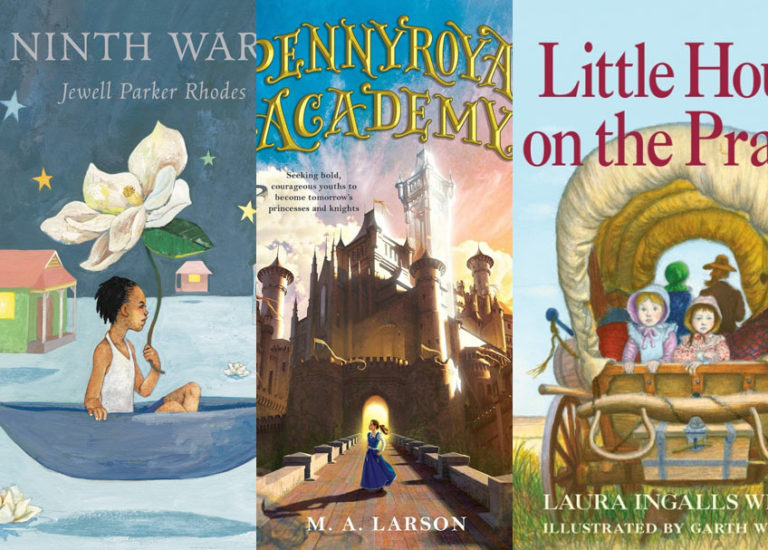 Fictional heroines from kids' books