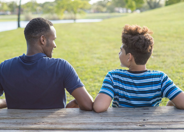 Jeffrey Marsh's tips for talking with your teen