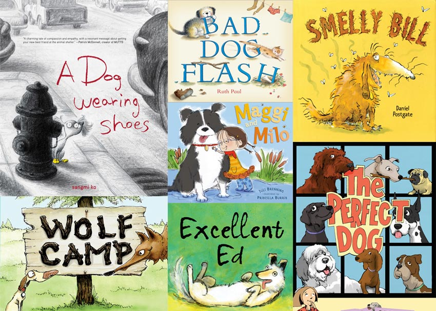 21 Woof Tastic Children S Books About Dogs Brightly
