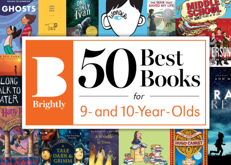 The 50 Best Books For 9 And 10 Year Olds Brightly