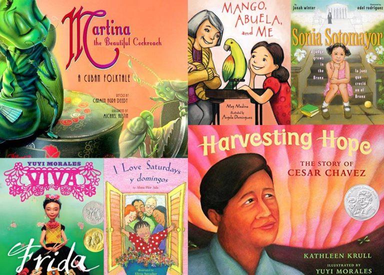 13 Picture Books That Celebrate Hispanic Heritage Thumbnail