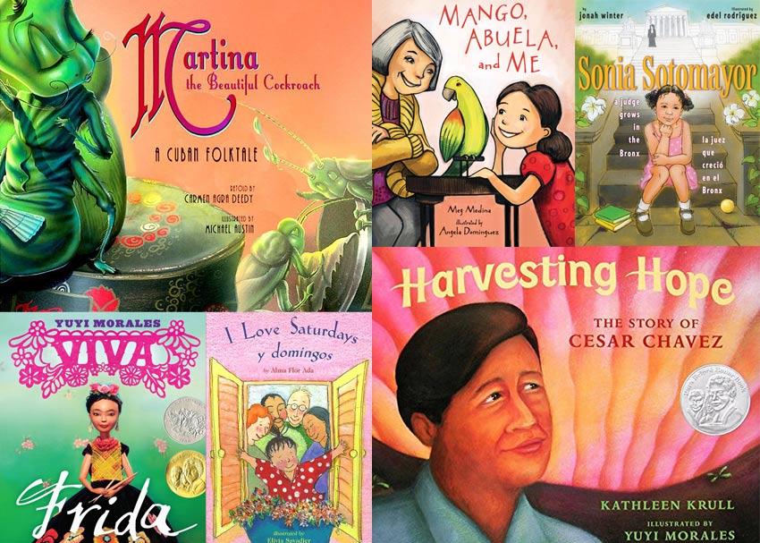 13 Picture Books That Celebrate Hispanic Heritage