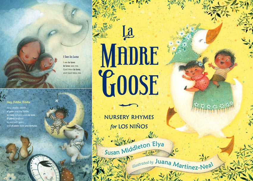 Las Alegrías of Bilingual Books:  Juana Martinez-Neal on Raising Kids to Be Compassionate World Citizens