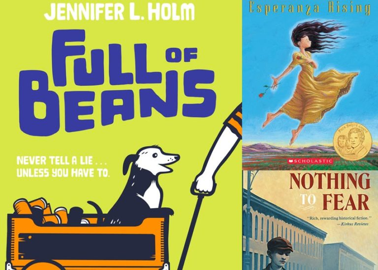 10 of the Best Books About the <br>Great Depression for Tweens Thumbnail