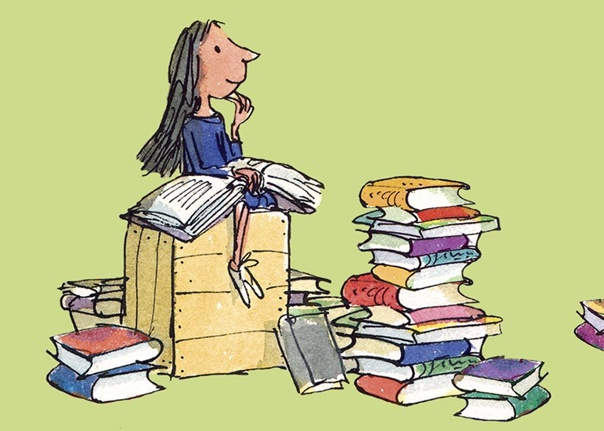 A Roald Dahl Book for  Every Kind of Kid