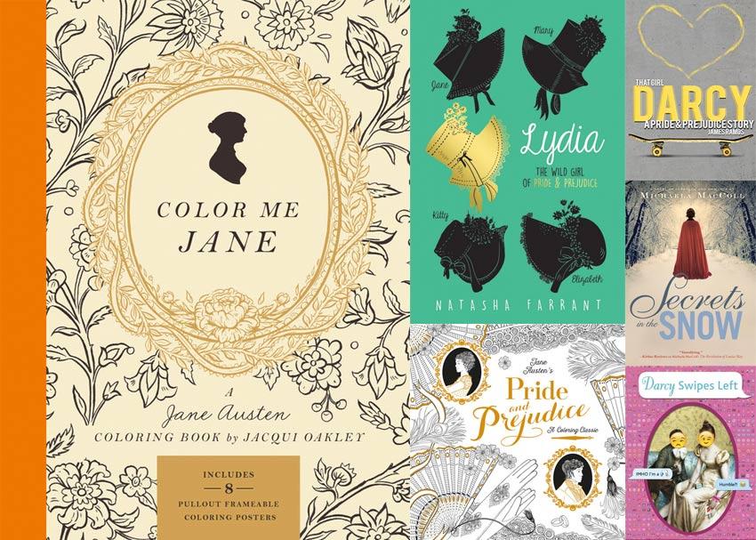 8 New Jane Austen Inspired Ya Books Brightly